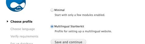Creating a Multilingual Install Profile for Drupal