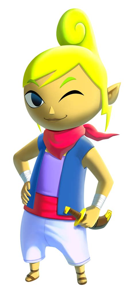 The Wind Waker HD pictures - Zelda's Palace