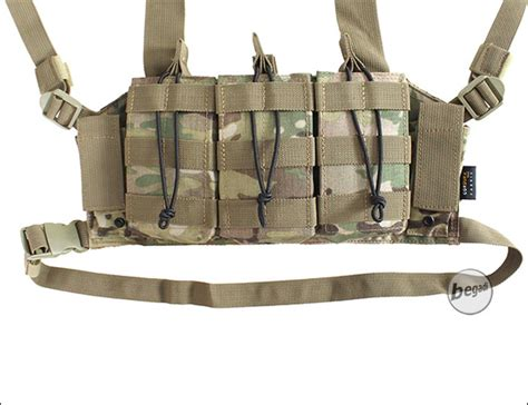 BE-X Micro Chest Rig M4 Edition Multicam | Popular Airsoft