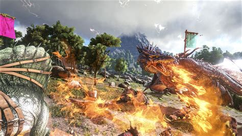 ARK: Survival Of The Fittest   OnRPG