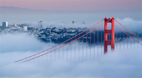 Fog, not storms or snow, makes air travel miserable in San
