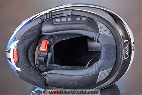 SCHUBERTH SRC for the C3 Pro and S2 Review - webBikeWorld