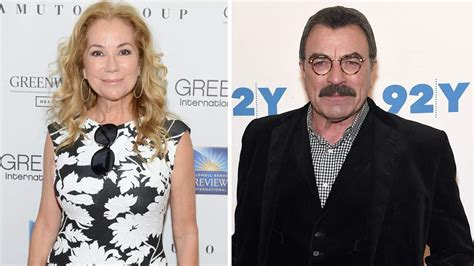 Kathie Lee Gifford and Tom Selleck Recreate Their 'Live