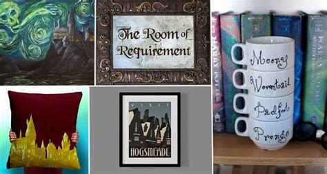 15 Awesome Items Only True Harry Potter Fans Will