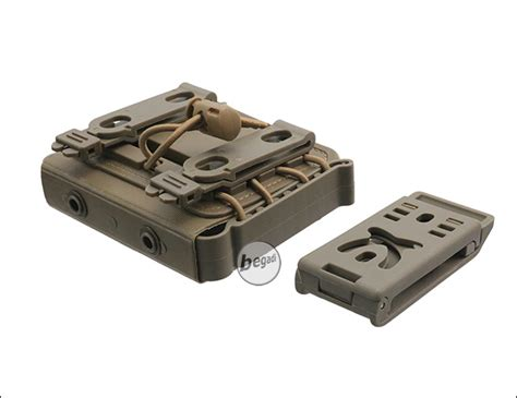 """Begadi Basic Low Profile Mag Pouch / Magazintasche """"Long"""