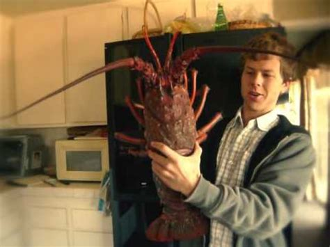 Giant California Spiny Lobster - YouTube
