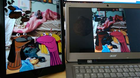 Mirror your device onto an interactive whiteboard with