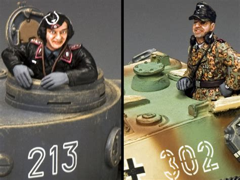 Tank Commanders #2   King & Country