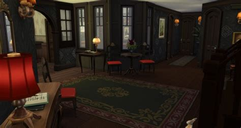 Mod The Sims: Spellman Mortuary - Chilling Adventures of
