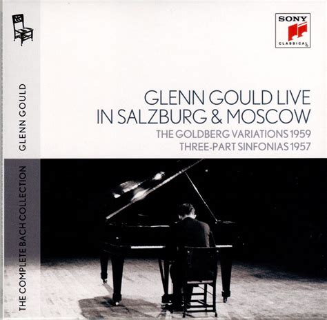 Jackets of Classical Music Box Sets: Glenn Gould: The