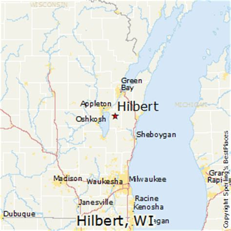 Best Places to Live in Hilbert, Wisconsin