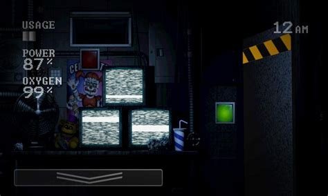 Five Nights at Freddy's: Sister Location 1