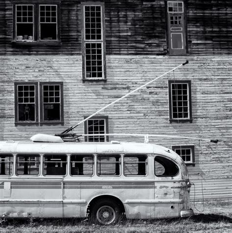 Ghost Buses - Capture Photography Festival