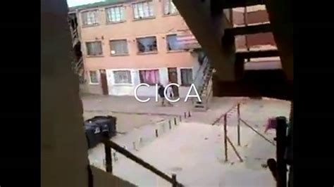 Gang wars shooting & firefight on the Cape Flats in Cape