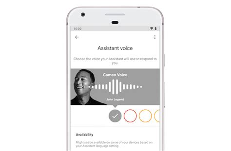 John Legend Makes His Official Debut in Google Assistant