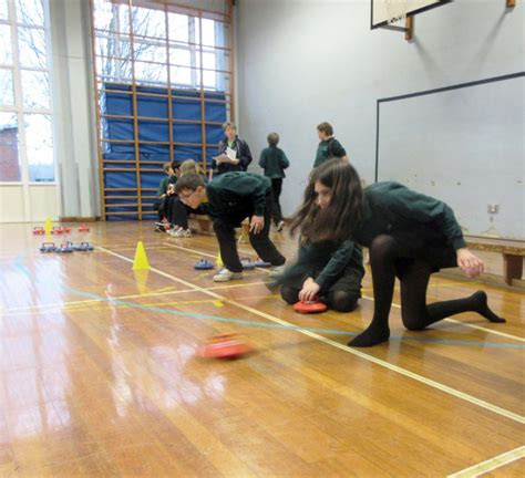Test Valley School — New Age Kurling: Year 8 Young Sports